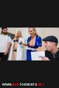 [DoctorAdventures.com/Brazzers.com] Rebecca Moore (Sperm Bank Deposit / 30.06.15) SiteRip |