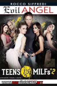 Подростки против мамочек 2 | Teens vs MILFs 2Black Angelika, Simone Sonay, Cayenne Klein, Tricia Teen, Cindy March, Rocco Siffredi, Antonio Ross