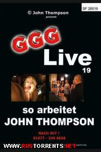 Живое 19: Так работает студия John Thompson | GGG - Live 19: So Arbeitet John Thompson