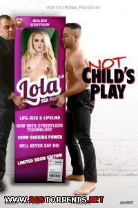 [HouseOfTaboo.com / DDFNetwork.com] Lola Taylor aka Baby L (Submissive Treatment - Two Guys Penetrate Young Doll / 06.08.15) SiteRip |