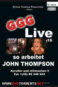 Живое 16: Так работает студия John Thompson | GGG - Live 16: So Arbeitet John Thompson