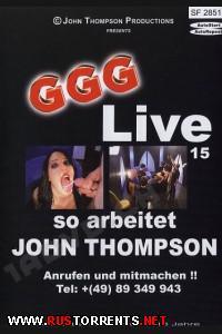 Живое 15: Так работает студия John Thompson | GGG - Live 15: So Arbeitet John Thompson
