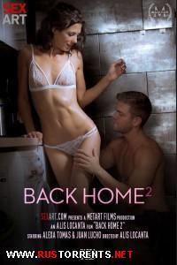[SexArt.com / MetArt.com] Alexa Tomas (Back Home 2 / 06.09.15) |