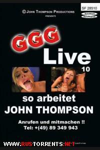 Живое 10 - Так работает студия John Thompson | GGG - Live 10 - So Arbeitet John Thompson