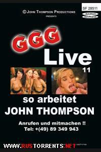 Живое 11 - Так работает студия John Thompson | GGG - Live 11 - So Arbeitet John Thompson
