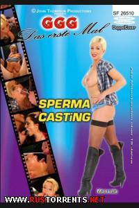 Спермо-Кастинг | GGG - Das erste Mal - Sperma Casting