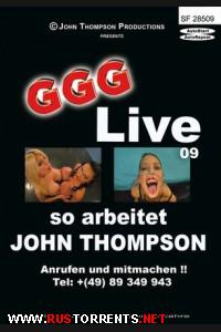 Живое 09: Так работает студия John Thompson | GGG - Live 09: So Arbeitet John Thompson