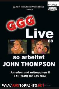Живое 08 - Так работает студия John Thompson | GGG - Live 08 - So Arbeitet John Thompson