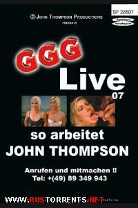 Живое 07 - Так работает студия John Thompson | GGG - Live 07 - So Arbeitet John Thompson