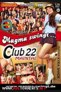 Постер:Магма-Свинг в Клубе 22