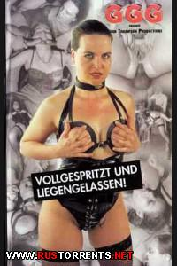 Покрыты спермой и уложены | GGG - Vollgespritzt & liegengelassen