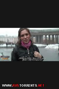 Постер:Девочку сняли на Невском и трахнули в попочку в суши-баре