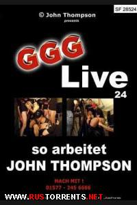Так работает студия John Thompson | GGG - Live 24: So Arbeitet John Thompson