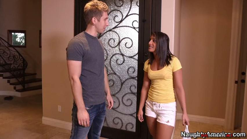 Скриншот 1:[MySistersHotFriend.com / NaughtyAmerica.com] Mischa Brooks (03.01.12 )