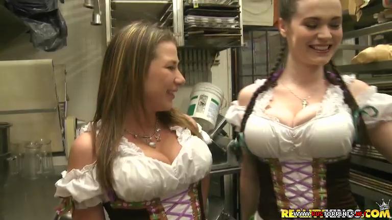 Скриншот 1:Красотки-официантки и ловкий турист / Tessa Lane