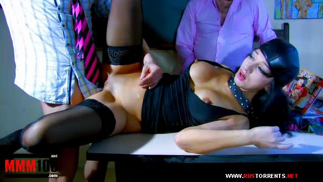 Скриншот 3:Секс с училкой втроем