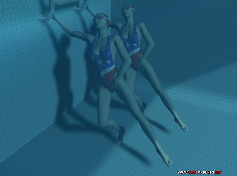 Скриншот 1:Подводные Секс - Мультфильмы