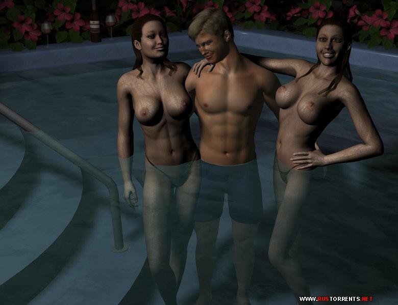 Скриншот 2:Подводные Секс - Мультфильмы