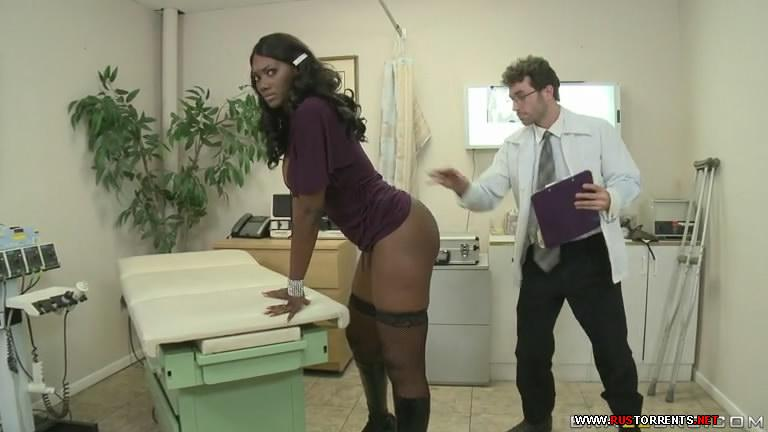 Скриншот 1:Nyomi Banxxx (Anal Coverage / 07.02.11)