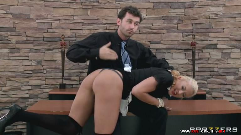 Скриншот 1:Leya Falcon, Riley Evans (The Man, The Maiden and the Maid / 23.02.2012)