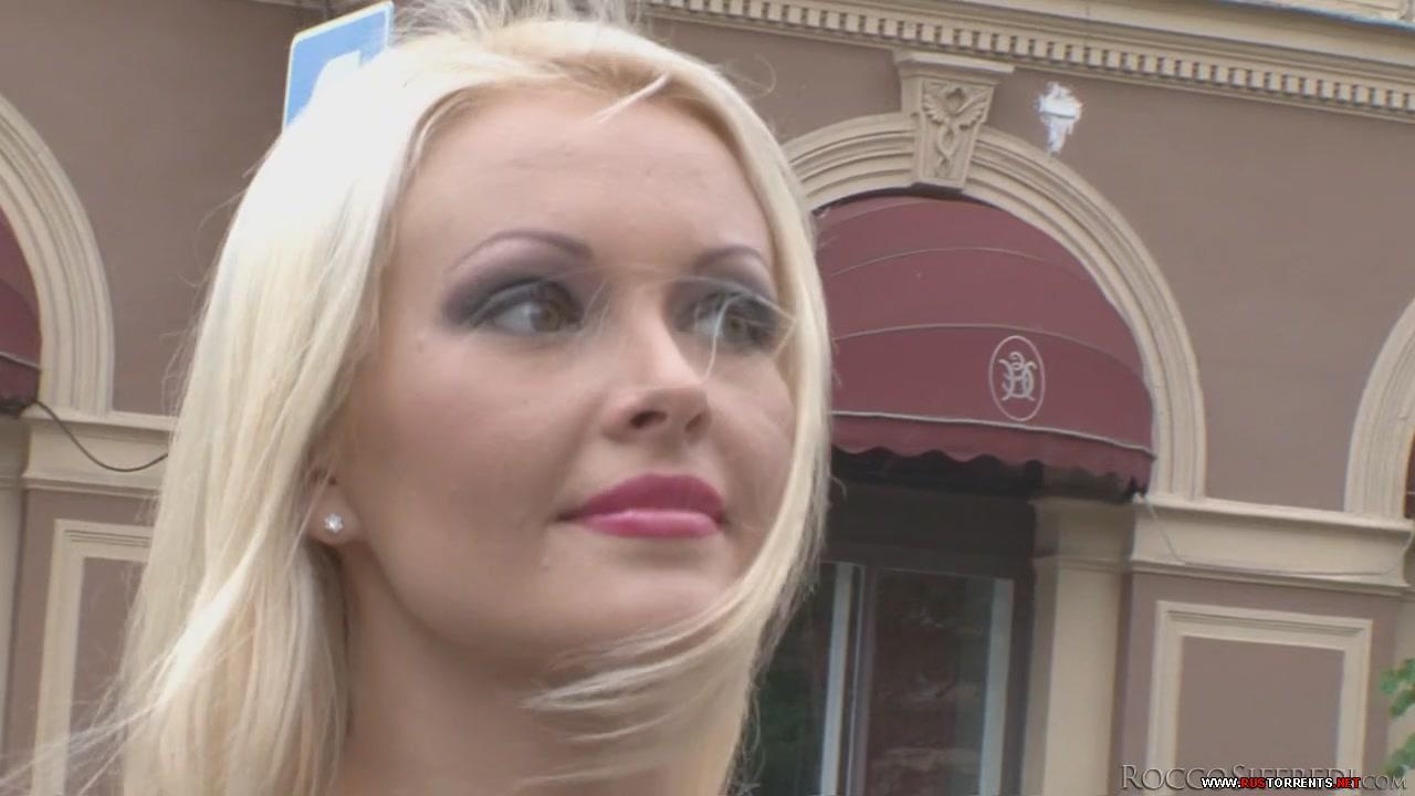 Скриншот 1:Жестокое порево красивой русской модельки