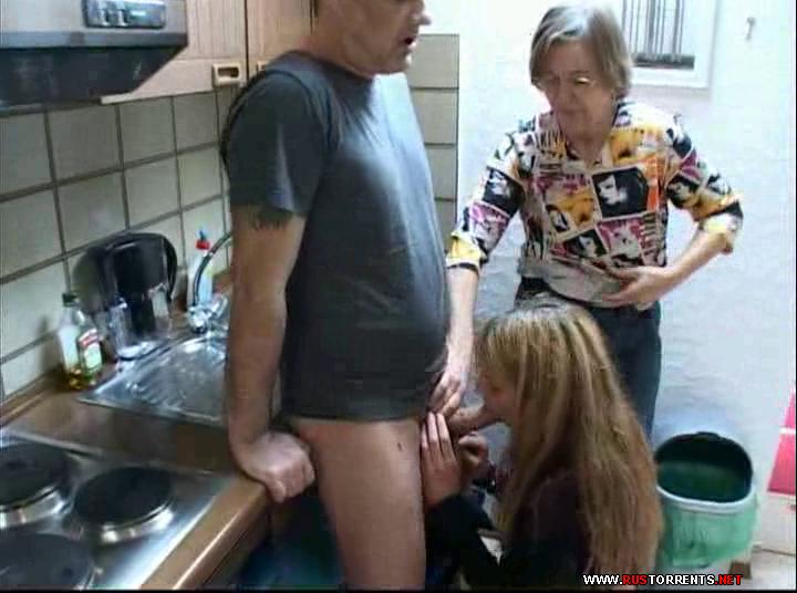 Скриншот 2:Мама, дочь и сантехник