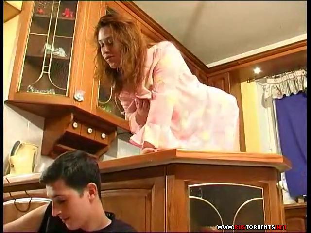 Скриншот 2:На кухне с тетей
