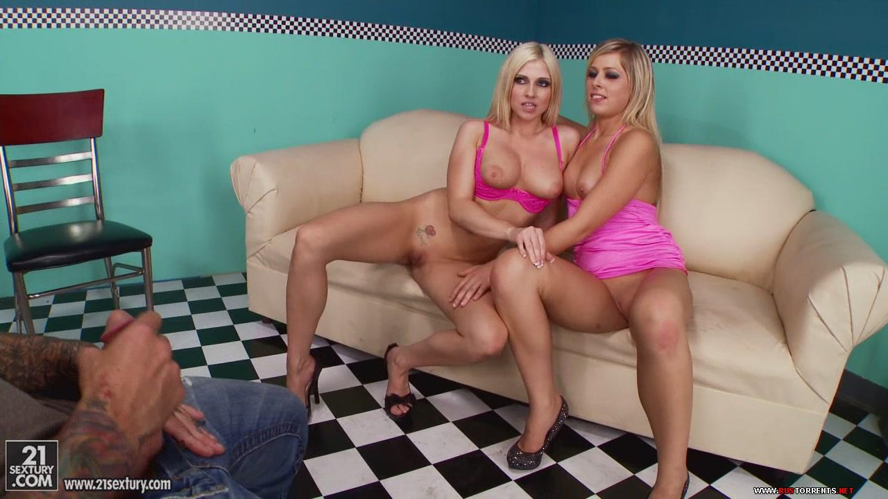 �������� 1:Christie Stevens, Zoey Monroe (High Stakes Poker Part 2)
