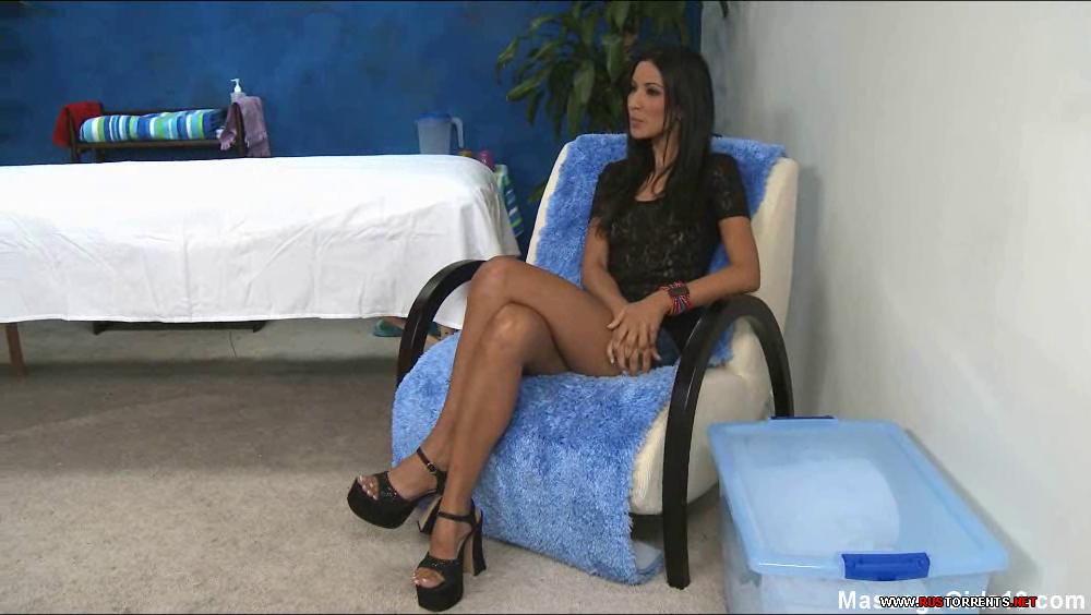 Скриншот 1:Юной красавице секс удался лучше чем массаж