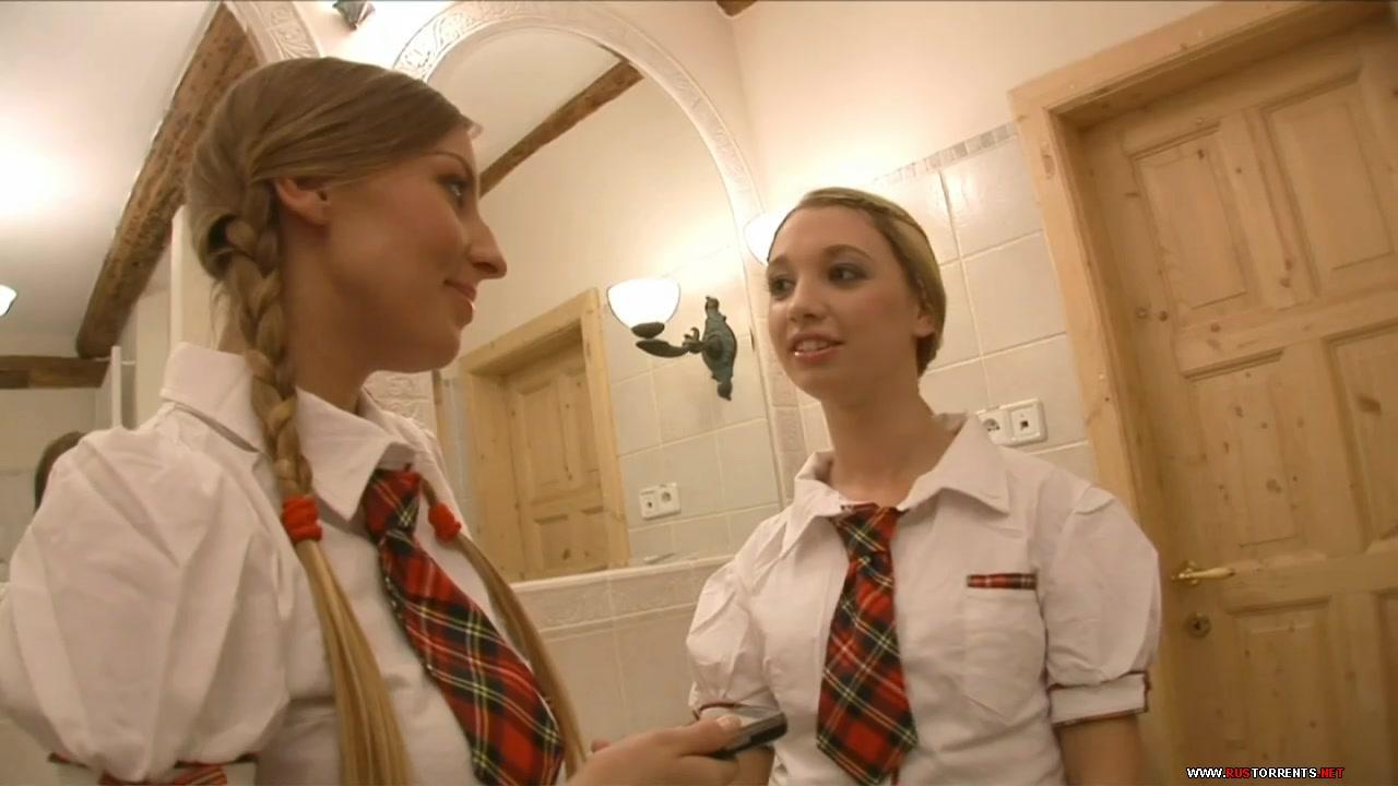 Скриншот 1:Подруги красотки отдаются преподу