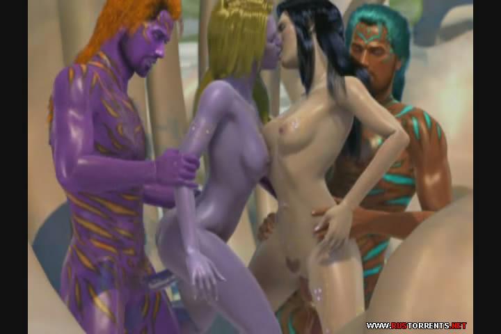 Скриншот 3:Порно Фантазии 3 Сонные Чары.