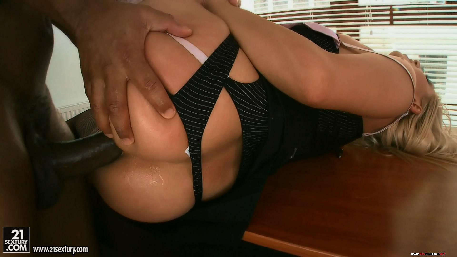 Скриншот 2:21Sextury - Lee Lexxus - Большой,черный... только в секси попку
