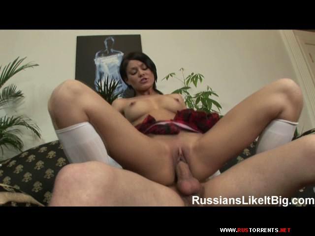 Скриншот 1:[RussiansLikeItBig.com] Hardcore Sex Video of Young Russian Porn Girls